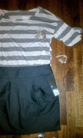 Ross shirt with accessories [2618038]